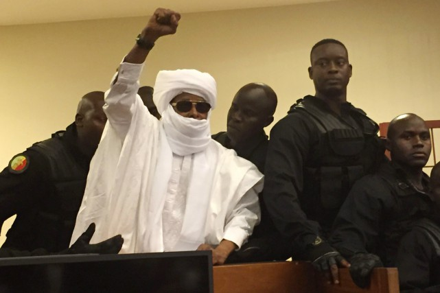 Hissène Habré coupable de crimes contre l'humanité