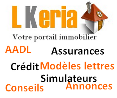 Le portail immobilier « Lkeria » lance son application mobile sur iOS et Android