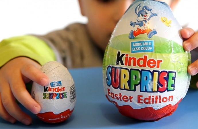 Drogue : du crystal meth dans un Kinder Surprise