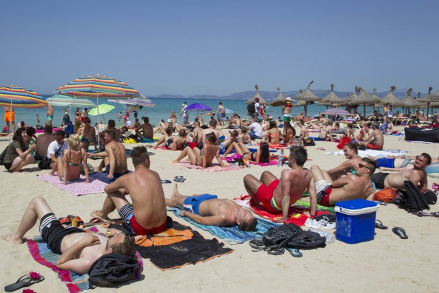 L'affluence record de touristes fatigue Majorque