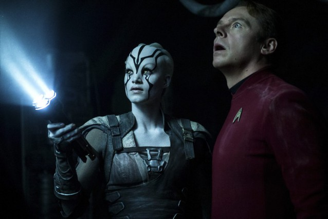 Star Trek Beyond largement en tête du box-office