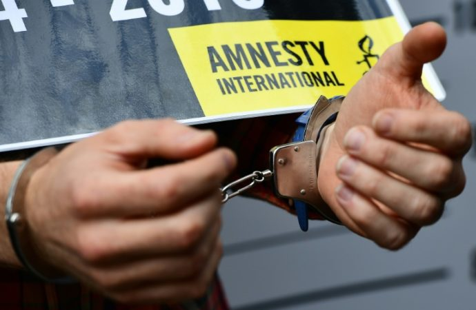 Turquie : la directrice d'Amnesty placée en détention