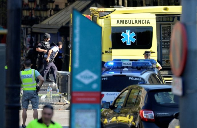 Washington avait alerté Madrid d'un risque d'attentat à Barcelone